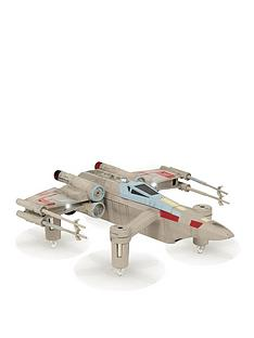 PROPEL Star Wars Battling Quadcopter T-65 X Wing Star Fighter Drone