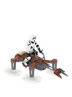 PROPEL Star Wars Battling Quadcopter 74-Z Speeder Bike Drone
