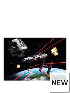 star-wars-millenium-falcon-wall-mural