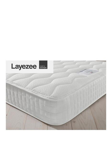 layezee-addison-800-pocket-memory-mattress