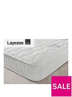 layezee-layezee-addison-800-pocket-king-memory-mattress
