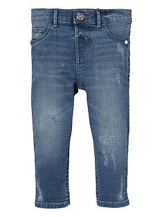 river-island-mini-girls-blue-molly-distressed-jeggings