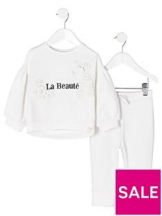 river-island-mini-girls-cream-lsquobeautersquo-sweatshirt-outfit