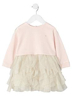 river-island-mini-girls-039sparkle039-tulle-frill-skirt-dress