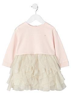 river-island-mini-girls-039sparkle039-tulle-frill-skirt-dress