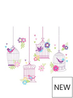chirping-the-day-away-wall-stickers