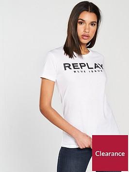 replay-blue-jeans-t-shirt-whitenbsp