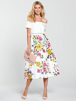 V By Very 2 In 1 Prom Dress