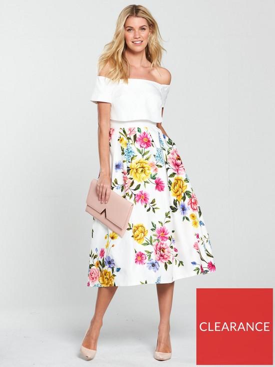 b4de6dc3ee1d V by Very 2 In 1 Prom Dress