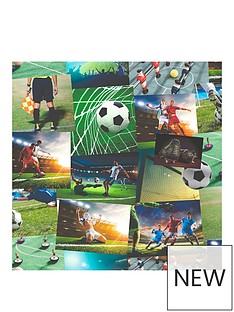 novelty-football-collage-wallpaper