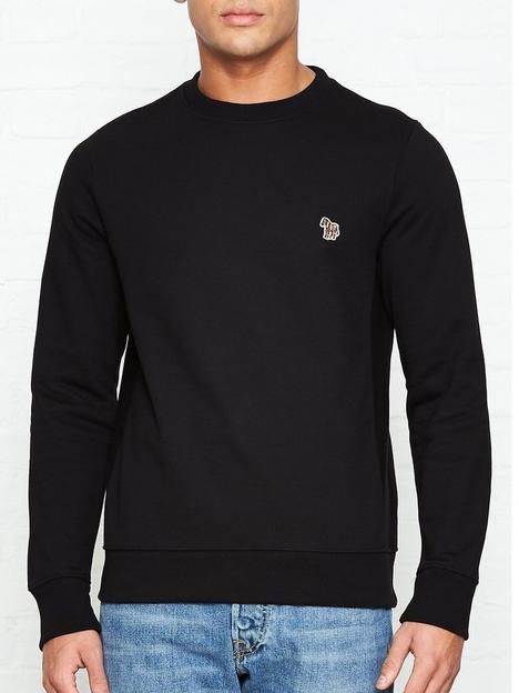 ps-paul-smith-zebra-logo-sweatshirt-black