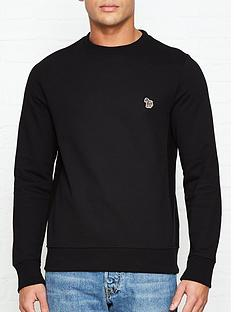 ps-paul-smith-zebra-logo-sweatshirt-black