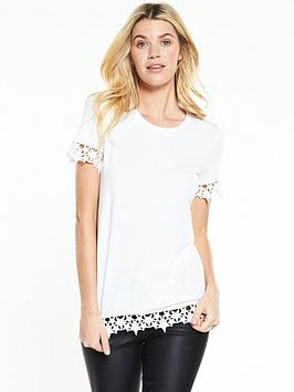v-by-very-star-lace-t-shirt