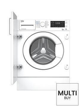 beko-wdiy854310f-8kgnbspwashnbsp5kgnbspdry-1400-spin-integrated-washer-dryer-white