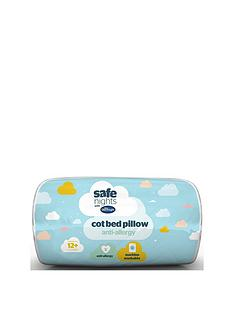 Silentnight Anti-Allergy Cot-Bed Pillow
