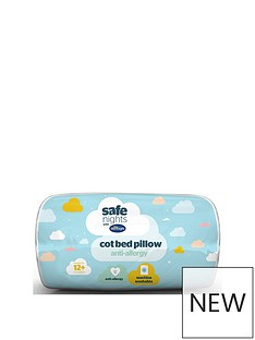 silentnight-silentnight-cot-bed-anti-allergy-pillow