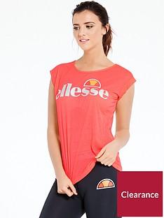 ellesse-nbsppomona-logo-t-shirt-pinknbsp