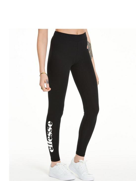 1226d8a056831 Ellesse Solos Legging - Black | very.co.uk