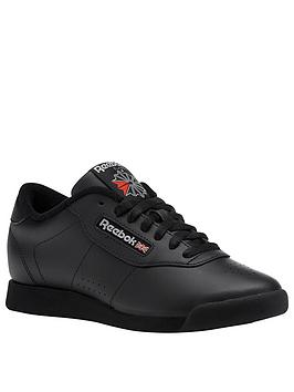 Reebok Classic Princess Leather - Black