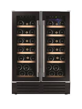 Hoover Hwcb60Duk Integrated Wine Fridge - Black Review thumbnail