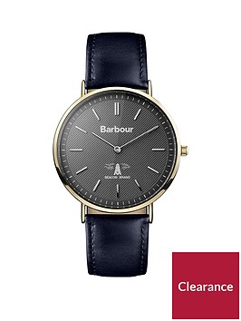 barbour-bb055gdbl-hartley-blue-leather-strapnbspwatch