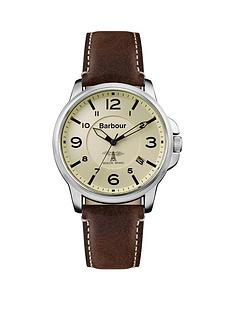 barbour-bb072cpbr-barnard-brown-leather-strap-mens-watch