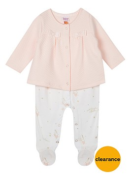 baker-by-ted-baker-baby-girls039-light-pink-quilted-romper-suit