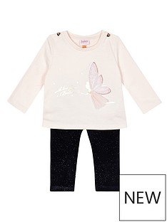 baker-by-ted-baker-baby-girls039-light-pink-fairy-applique-top-and-bottoms-outfit
