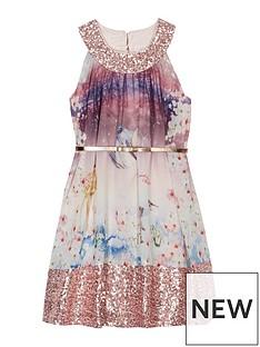 baker-by-ted-baker-girls-woodland-sequinned-trim-belted-dress