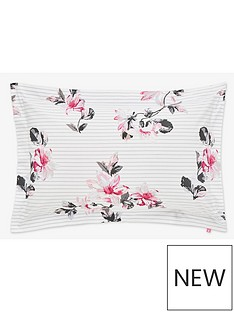 joules-dhalia-floral-oxford-pillowcase
