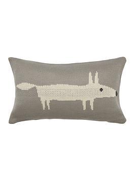 scion-mr-fox-cushion-in-silver