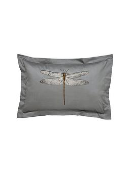 Harlequin Demoiselle 100% Cotton Sateen Oxford Pillowcase