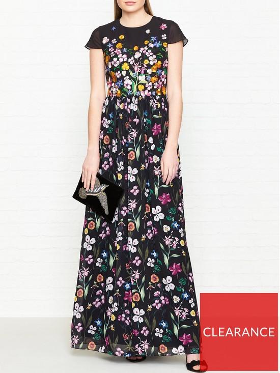 164f0bce681f Ted Baker Mariz Hampton Maxi Dress - Black