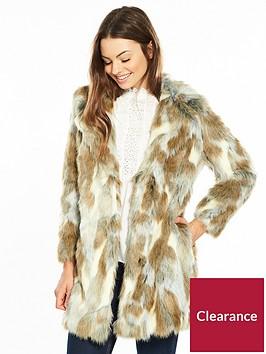 river-island-mix-faux-fur-coat--neutral