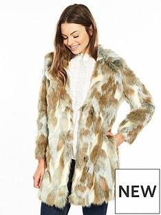 river-island-river-island-mix-faux-fur-coat--neutral