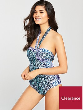 v-by-very-twist-front-halter-tie-swimsuit