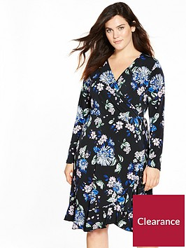 v-by-very-curve-ruffle-wrap-jersey-tea-dress