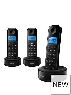 philips-cordless-phone-with-answering-machine-trio-pack