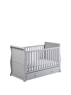 east-coast-alaska-cot-bed-grey