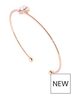 ted-baker-ted-baker-rose-gold-crystal-heart-ultra-fine-cuff-bracelet