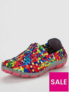 adesso-layla-stretch-elastic-exclusive-comfort-flat-shoe