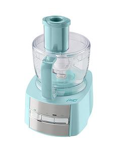 Swan SP32020PKN Fearne By Swan Food Processor - Peacock