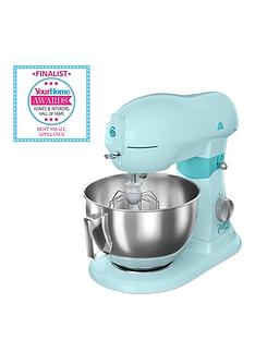 Swan SP32010PKN Fearne By Swan Stand Mixer - Peacock