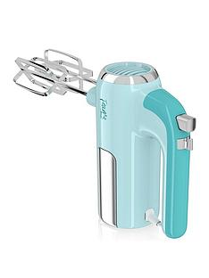 Swan SP21050PKN Fearne By Swan Hand Mixer - Peacock