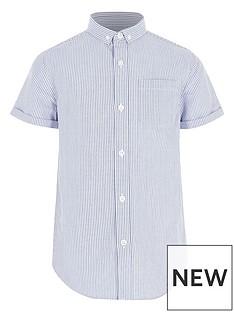 river-island-boys-blue-stripe-short-sleeve-shirt