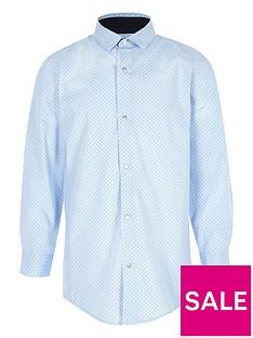 river-island-boys-long-sleeve-smart-blue-shirt