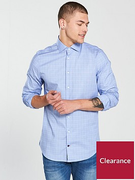 tommy-hilfiger-slim-stretch-check-shirt
