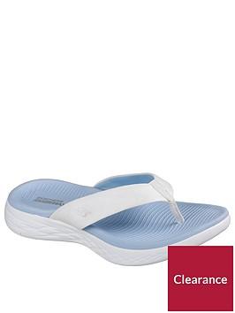 skechers-on-the-go-600-flip-flops-polishednbsp