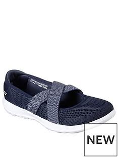 skechers-gowalk-lite-slip-on-shoe-navynbsp