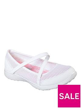 skechers-microburst-slip-on-shoe-white